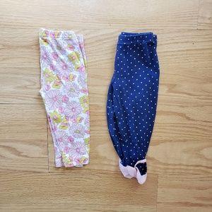 9 Month Girls Pants Bundle